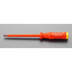 (+)Insulated Screwdriver EA560PL-3