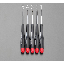 (+)(-) Precision Screwdriver EA561KB-3