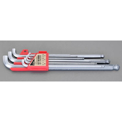 Short Head Hexagonal Key Wrench [With Ball Point] EA573KL-108