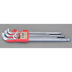 Short Head Hexagonal Key Wrench [With Ball Point] EA573KL-109