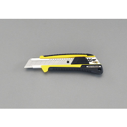 Cutter Knife [With Soft Grip] (Super Thick Cutting) EA589AT-25