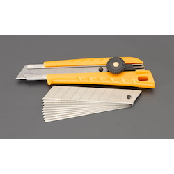 Cutter Knife Replacement Blade (Scraper (Replaceable Type) 10 Sheet) set EA589CD-10