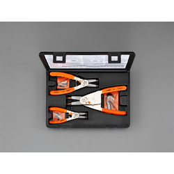 Inside/Outside Snap Ring Pliers Set (3 Pcs) EA590HC-100