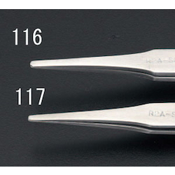 [Stainless Steel] Reverse Action Tweezers EA595AK-117