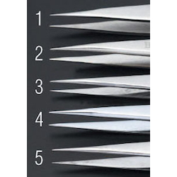 [Stainless Steel] Precision Tweezers EA595AK-2