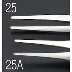[Stainless Steel] Precision Tweezers EA595AK-25
