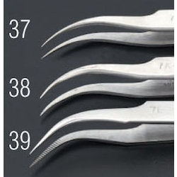 [Stainless Steel] Precision Tweezers EA595AK-39