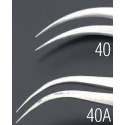 [Stainless Steel] Precision Tweezers EA595AK-40