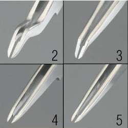 [Stainless Steel] Micro Cutting Tweezers EA595AL-5