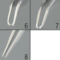 [Stainless Steel] Micro Cutting Tweezers EA595AL-6