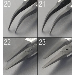 [ESD/Stainless Steel] Tweezers EA595AR-21