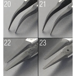 [ESD/Stainless Steel] Tweezers EA595AR-22