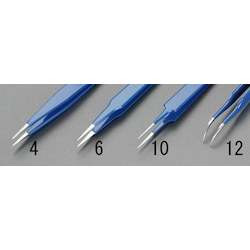 [Stainless Steel] Precision Tweezers EA595GB-10