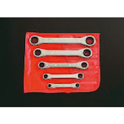 Ratchet Ring Wrench Set (Inc. 5pcs) EA602KA