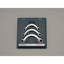 [3 Pcs] Gear Wrench Set EA602LR