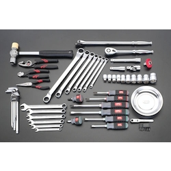 [58Pcs]Tool Set EA612SB-27