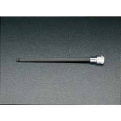 "(1/2"") Hex Ball Point Socket [Long] EA617DE-8"