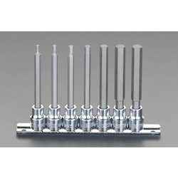 "(3/8"")Hex Bit Socket Set EA617GH-200"