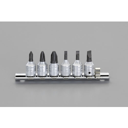 (1/4 )(+) (-) Bit Socket Set EA617XM