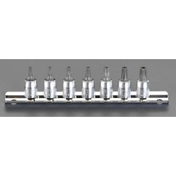 "(1/4"") TORX Bit Socket Set EA618AX"