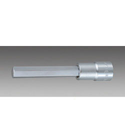 "(3/8"") Hexagonal Bit Socket (Long Type) EA618JG-12"