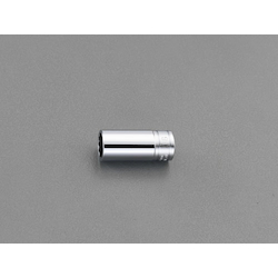 "3/8""sq x 15mm Semi Deep Socket(12P) EA618PP-15"
