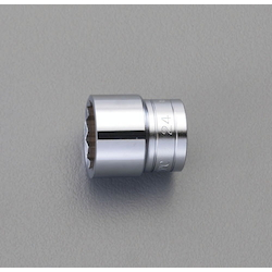 "1/2""sq x 22mm Socket EA618RL-22"