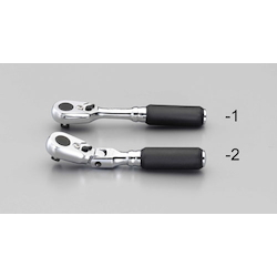 "(1/4"""") Ratchet Handle (Z-EAL) EA619LG-1"
