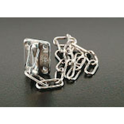 [Stainless Steel] Wall Clip with Chain EA638DX-11