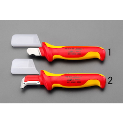 Insulated Electricians Knife EA640GA-2