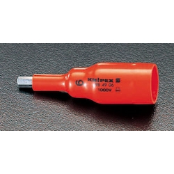 "(1/2"")Insulated InHex Socket EA640LG-8"