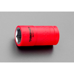 "(3/8"""") Insulated Socket EA640SJ-19"