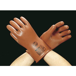 Insulated Rubber Gloves (600 VAC) EA640ZB-12