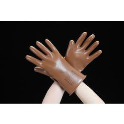 Insulated Rubber Gloves for Low Voltage (600VAC) EA640ZD-23