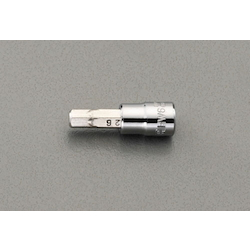 "1/4""sqx3mm Hex Bit Socket EA687AM-103"