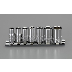 (1/4 ) Socket Set (Inch) EA687AS-100