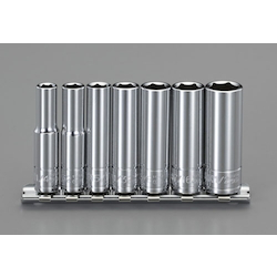 (1/4 ) Deep Socket Set (Inch) EA687AT-100