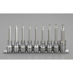 (1/2 ) Long Torx Bit Socket Set EA687CM-400