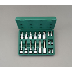"(1/4"", 1/2"") Bit Socket Set EA687DR"