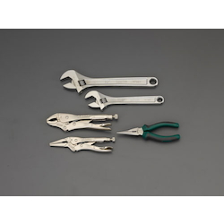 Adjustable Wrench & Pliers Set (With Tray) EA687YA-26