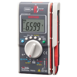[With Case] Pocket Multi Meter EA707DA-1B
