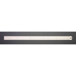 Stainless Steel Straight Ruler EA720YC-100A