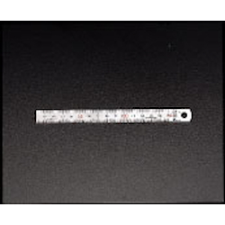 Silver Straight Ruler EA720YD-100