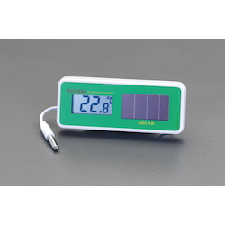Solar Battery type Digital Thermometer EA728AC-24
