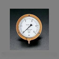Pressure Gauge With Flange (Round Flange Type) EA729CB-20