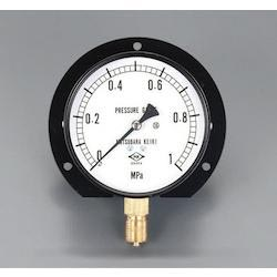 Pressure Gauge With Flange (Round Flange Type) EA729CD-25