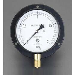 Pressure Gauge With Flange EA729DG-10