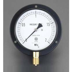 Pressure Gauge With Flange EA729DG-100