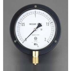 Pressure Gauge With Flange EA729DH-30