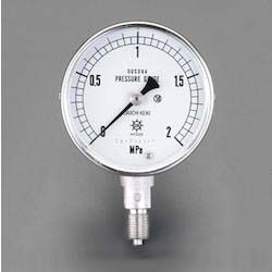 [All Stainless Steel] Pressure Gauge EA729DJ-6